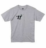 Warrior Shark Sr. Short Sleeve Tee