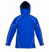 Warrior Shield Adult Hooded Waterproof Warm-Up Jacket