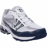 Warrior Shooter 3 Training Shoes - White/Navy