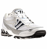 Warrior Shooter 3 Training Shoes - White/Silver