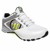 Warrior Siege Men's Training Shoe - White/Lime