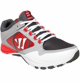 Warrior Siege Men's Training Shoe - White/Red