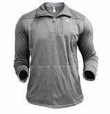 Warrior Plaited Fleece 1/4 Zip Sr. Pullover