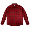 Warrior Stratton Flannel Sr. Long Sleeve Top