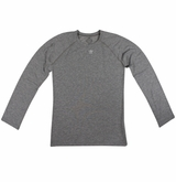 Warrior Tech Tee Yth. Long Sleeve