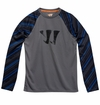Warrior Training Printed Sr. Long Sleeve Top