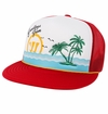 Warrior Vacay Trucker Hat