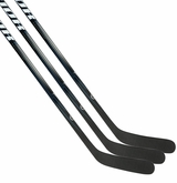 Warrior Widow Grip Jr. Hockey Stick - 3 Pack