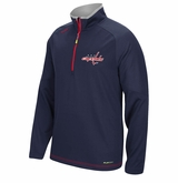 Washington Capitals Reebok Center Ice Sr. Quarter Zip Pullover