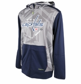 Washington Capitals Reebok Center Ice TNT Sr. Full Zip Hoody