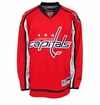 Washington Capitals Reebok Edge Jr. Premier Crested Hockey Jersey