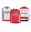 Washington Capitals Reebok Edge Premier Crested Hockey Jersey