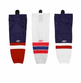 Washington Capitals Reebok Edge SX100 Intermediate Hockey Socks