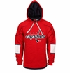 Washington Capitals Reebok Edge Sr. Pullover Hoody