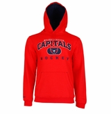 Washington Capitals Reebok Face-Off Playbook Sr. Pullover Hoody
