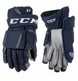 Winnipeg Jets CCM HG12 Pro Stock Padded Hockey Gloves