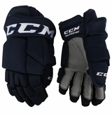 Winnipeg Jets CCM TK Pro Stock Hockey Gloves - Lowry
