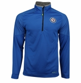 Winnipeg Jets Reebok Center Ice Sr. Quarter Zip Pullover