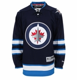Winnipeg Jets Reebok Edge Premier Adult Hockey Jersey