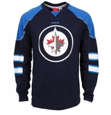 Winnipeg Jets Reebok Edge Sr. Long Sleeve Jersey Tee