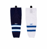 Winnipeg Jets Reebok Edge SX100 Intermediate Hockey Socks