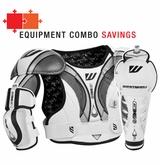 Winnwell GX-4 Jr. Hockey Equipment Combo