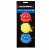 WinnWell Weather Street Ball - 65mm - 3 Pack