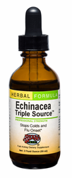 Herbs Etc Echinacea Triple Source 2oz