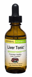 Herbs Etc Liver Tonic 2oz (Contains Grain Alcohol)
