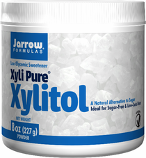 Jarrow Xyli-Pure Xylitol (Xyli Pure) Sweetner Powder 8oz