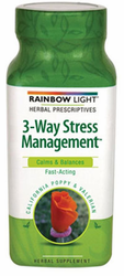 Rainbow Light's 3-Way Stress System 90Tabs