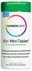 Rainbow Light's 50 + Mini Tab Multi Daily Program 90Tabs