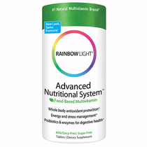 Rainbow Light's Advanced Nutritional System 90Tabs