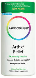 Rainbow Light's ARTHx Relief 80Tabs