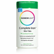 Rainbow Light's Complete Iron System 60Tabs