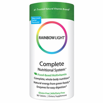 Rainbow Light's Complete Nutritional System 90Tabs