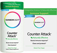 Rainbow Light's Counter Attack Immuno Response 30Tabs
