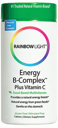 Rainbow Light's Energy B-Complex 45Tabs