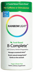 Rainbow Light's Just Once B-Complete Nutrition System 90Tabs