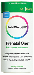 Rainbow Light's Prenatal One Multi Vit 90Tabs