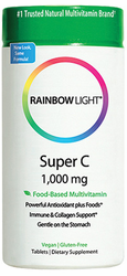 Rainbow Light's Super C 1000 60Tabs