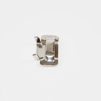 """1/2"""" Stainless Steel Strap Clamping Buckles"""