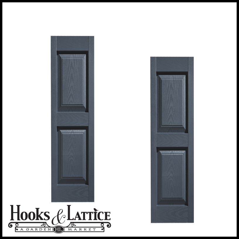 12 Quot Wide 2 Equal Panels Quickship Product Pair