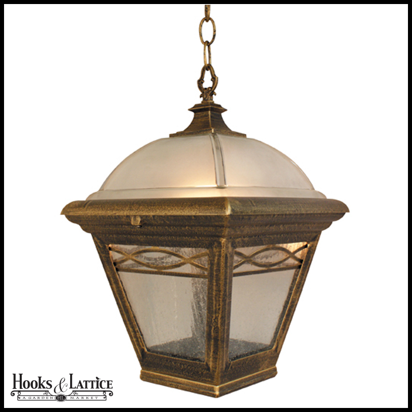Outdoor Pendant Lighting And Hanging Lanterns