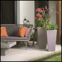 13in. Bloomfield Tapered Planter (8 Colors)