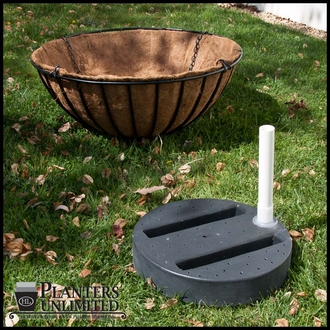 "14"" Round Planter Well Reservoir"