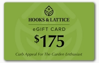 $175 Hooks and Lattice Gift Certificate