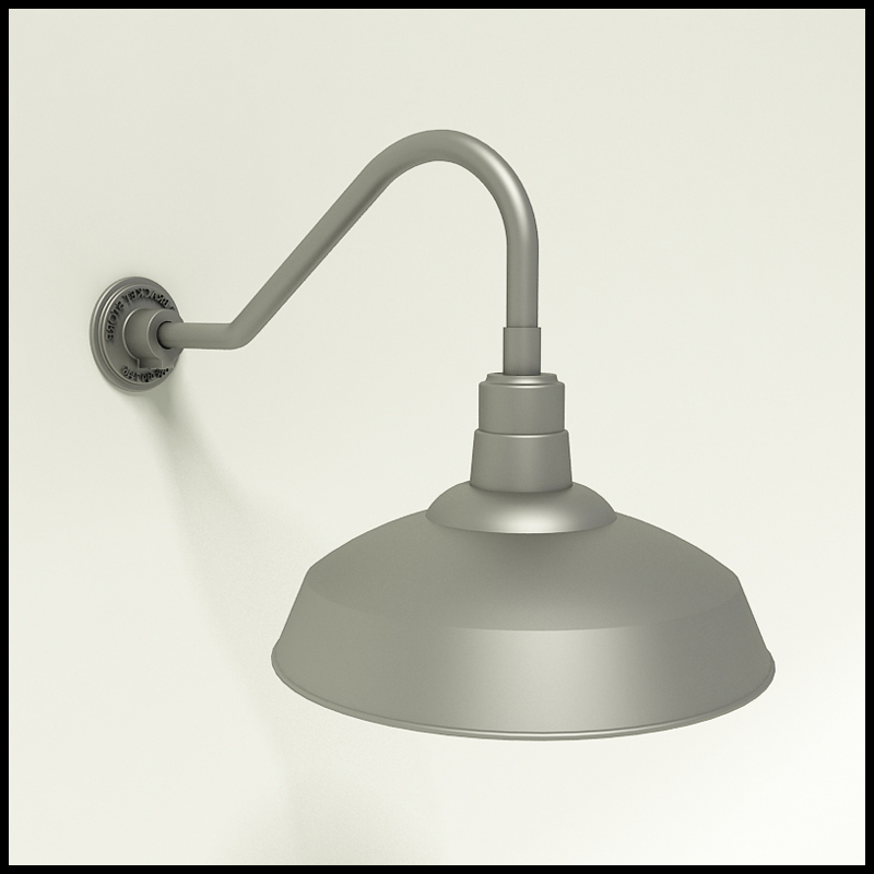 Quickship Gooseneck Lighting