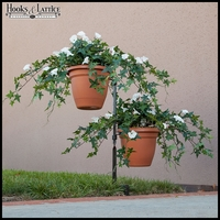 2 Ring Plant Stand