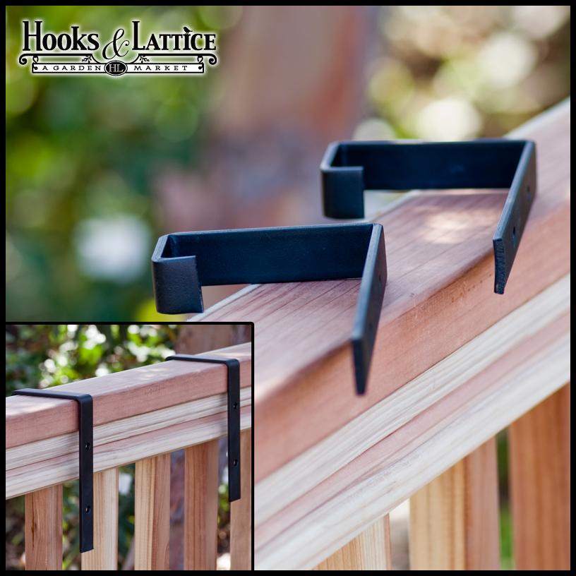 "2"" X 4"" Deck Rail Bracket"